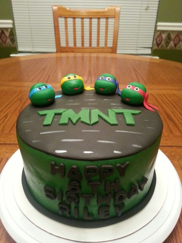 Ideas For Teenage Birthday Cakes