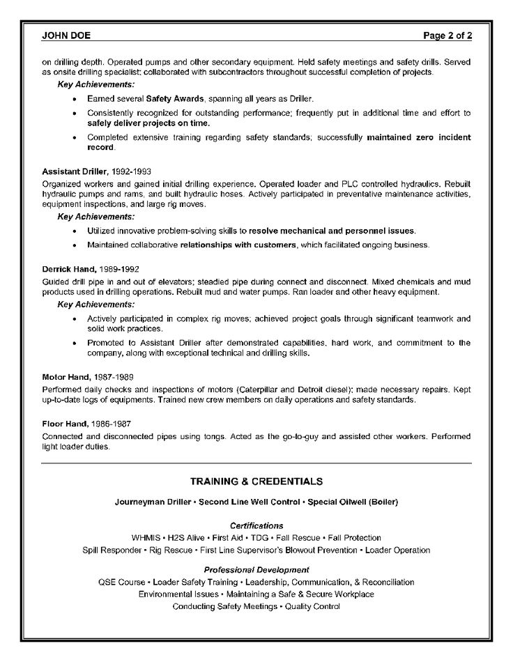 Best 25+ Examples of resume objectives ideas on Pinterest Good - sample qualifications for resume