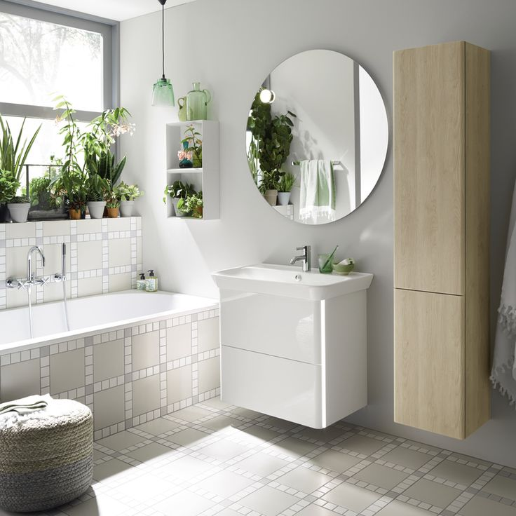 burgbad Iveo   Bathroom furniture with a large round mirror with a movable  magnetic light. 11 best ideas about Iveo on Pinterest   Ceramics  Vanity units and