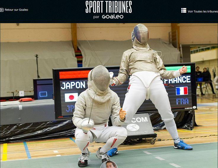 "Cécilia BERDER, Coach Goaleo: ""AUCUNE MONTAGNE N'EST INFRANCHISSABLE""  #escrime #fencing #olympics #JO #jeux #olympiques #train #training #coach #coaching #yoursportyourgoal"