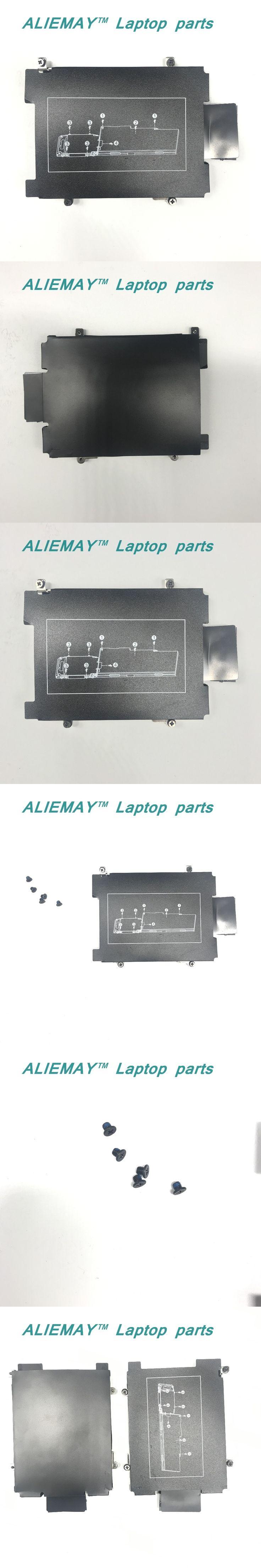 Laptop parts for HP Elitebook 840 850 740 745 820 720 725 g3 Zbook Z14 Z15 g3 Hard Drive HDD Caddy Frame Bracket w/Screws