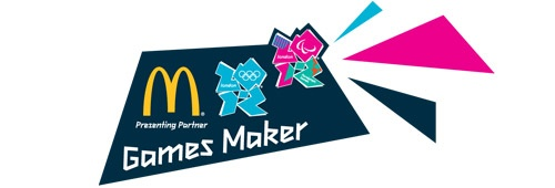Apparently Mc Donals trained all the volunteers for London2012 Olympics (The Game Makers)... Job really well done McDonals!