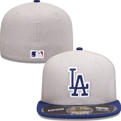 d1bb8b63635 ... batting practice prolight 39thirty cap 20953417 f0d27 e74ba  canada los  angeles dodgers new era mlb diamond tech 5950 fitted hat gray 0d49d 35075