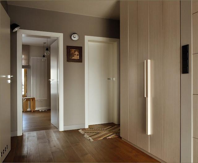 ładny kolor ścian i podłogi