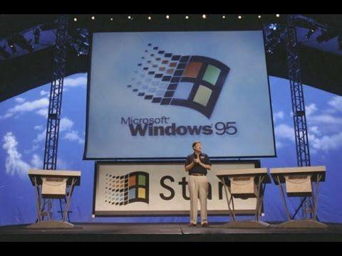 Обзор Windows 95