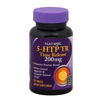 Natrol 5-HTP Time Release.