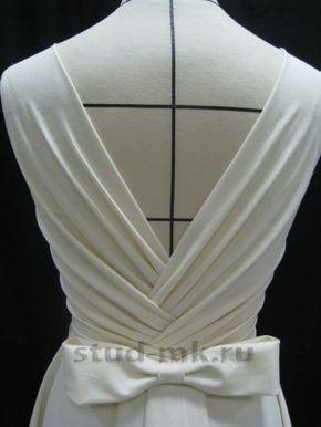 técnica de drapeado