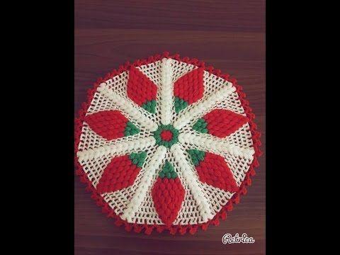 Çilekli Lif Yapımı - YouTube