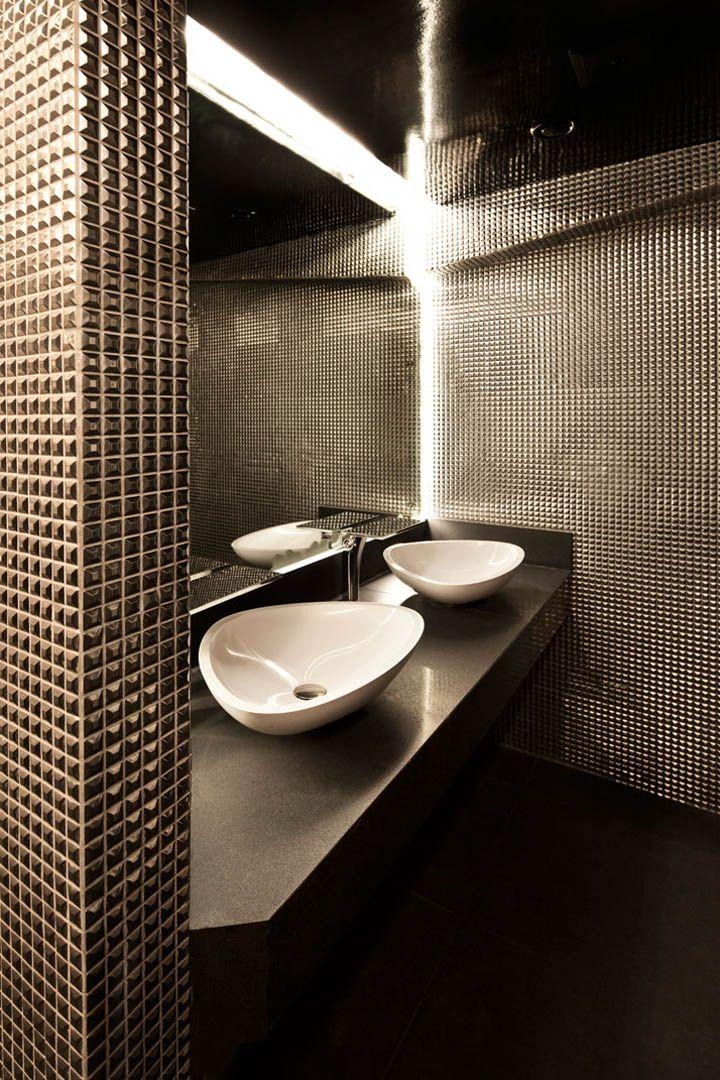 Alegra Restaurant Lounge And Bar By MrImportant Dubai Retail Design Blog BathroomRestaurant IdeasRestaurant DesignBar Interior
