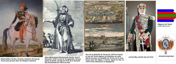 Kheireddine Pacha (خير الدين باشا), parfois appelé Kheireddine Ettounsi (خير الدين التونسي), né en 1822 ou 1823 et décédé le 30 janvier 1890 à Istanbul, est un homme politique d'origine circassienne qui devient grand vizir de la Régence de Tunis puis de l'Empire ottoman. Il assume un rôle de réformateur à une époque d'expansion européenne dans le bassin méditerranéen.