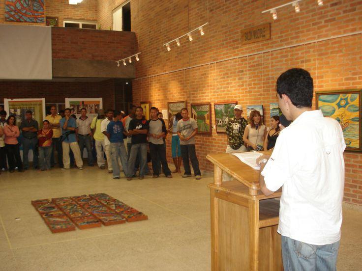 3 Bienal Regional de Pintura Dibujo y Obra Grafica Urabá.