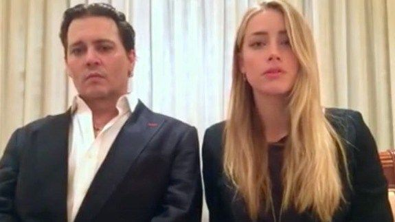 Johnny Depp and Amber Heard's video apology looks more like North Korea than real life http://ift.tt/1S4AWUA  If you watch one thing this year this should be it  Johnny Depp and Amber Heard have been forced to make a straight-faced apology video by the Australian government for breaching biosecurity laws in the country. The duo smuggled their dogs Pistol and Boo into the country in May. Heard faced court on Monday where she was given a A$1000 good behaviour bond for her total disregard of…