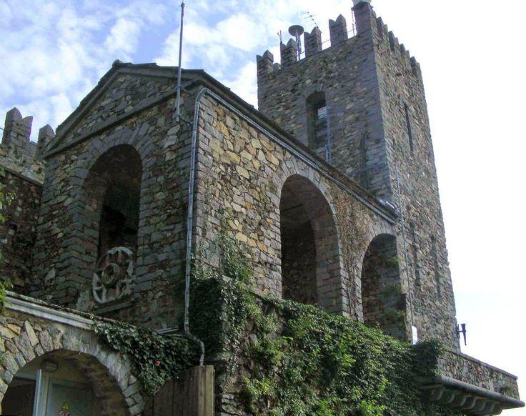 Il castello di Zumaglia è un edificio di origine medievale del Biellese che prende il nome dall'omonimo centro abitato. L'edificio sorge sulla cima di una collina al confine tra i territori comunali di Zumaglia e Ronco Biellese ed è circondato da un vasto parco.