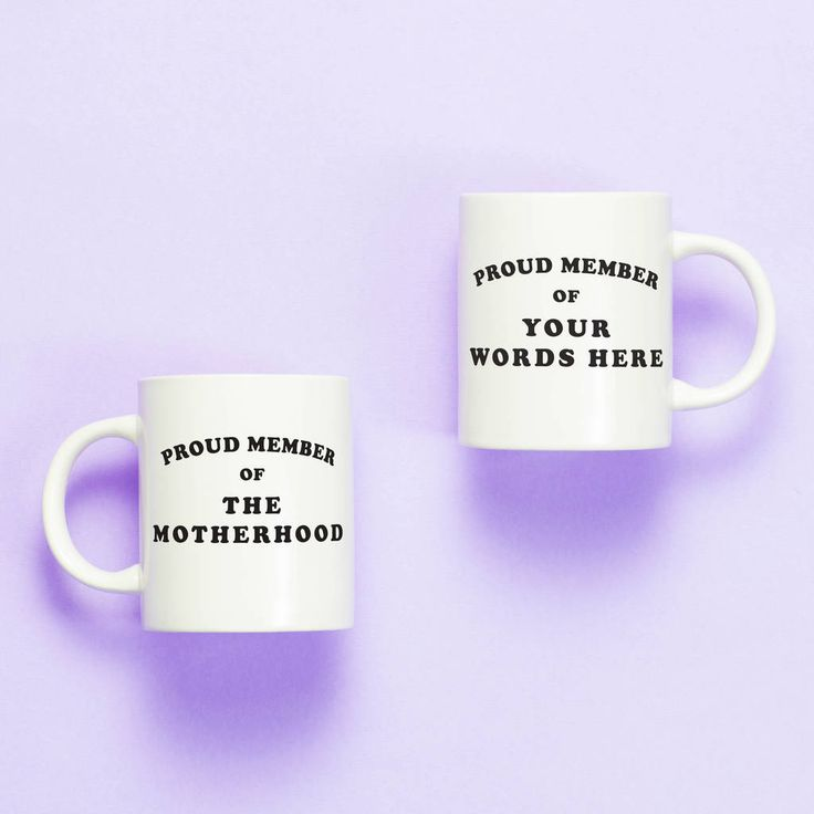 Are you interested in our personalised gifts for mums? With our funny slogan mug for mum you need look no further.