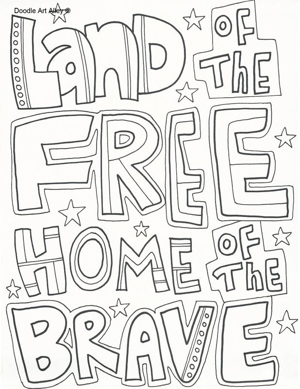 55 best Coloring Pages Patriotic images on Pinterest Coloring