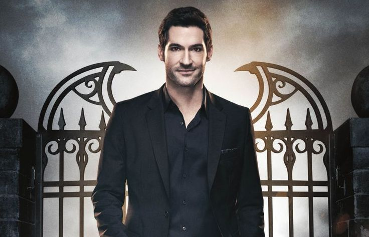 Lucifer - Season 2 - Comic Con Promotional Poster