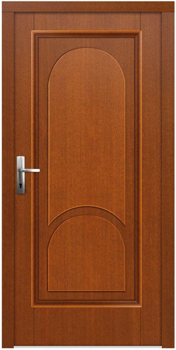 Sumcal Solid Wood Classic Front Door In 2019 External Single
