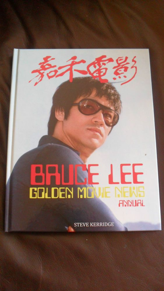 Steve Kerrige's.great BRUCE LEE compilation, featuring many, many pic's both colour and Black and white that all featured in the Pre Death Issues of Golden Movie News with both Chinese and ENGLISH Text. | eBay!