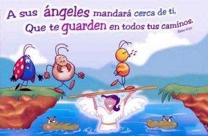 imagenes de angeles con frases de reflexion 4