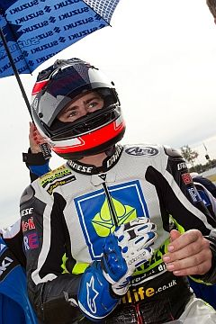 Honda nick waters superbikes Australia moto GP arai helmets