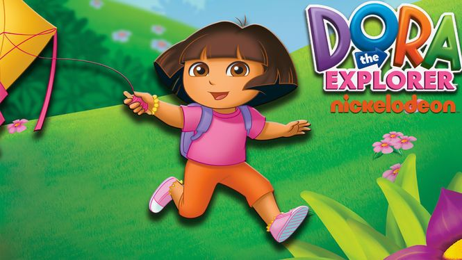 """Iiiii""""Dora the Explorer"""" - 1 Season (2014) :: Via New On Netflix UK  Whether you're fixing a robot, finding your way through a corn maze or visiting Santa at the North Pole, Dora and her friends show you how it's done."""