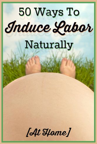 Ways To Get Labour Started Naturally