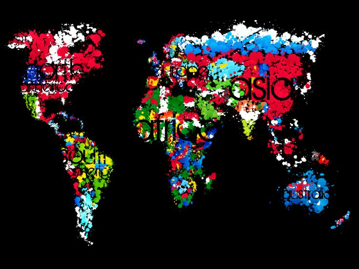 63 best world maps images on pinterest maps world maps and world world map wallpaper mural for kids room gumiabroncs Gallery