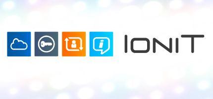 IonIT | Logo re-design