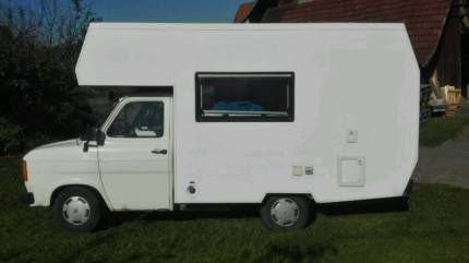 Ford Transit Mk2 Wohnmobil in top Zustand H-Zulassung Oldtimer in Baden-Württemberg - Meckenbeuren | Wohnmobile gebraucht kaufen | eBay Kleinanzeigen