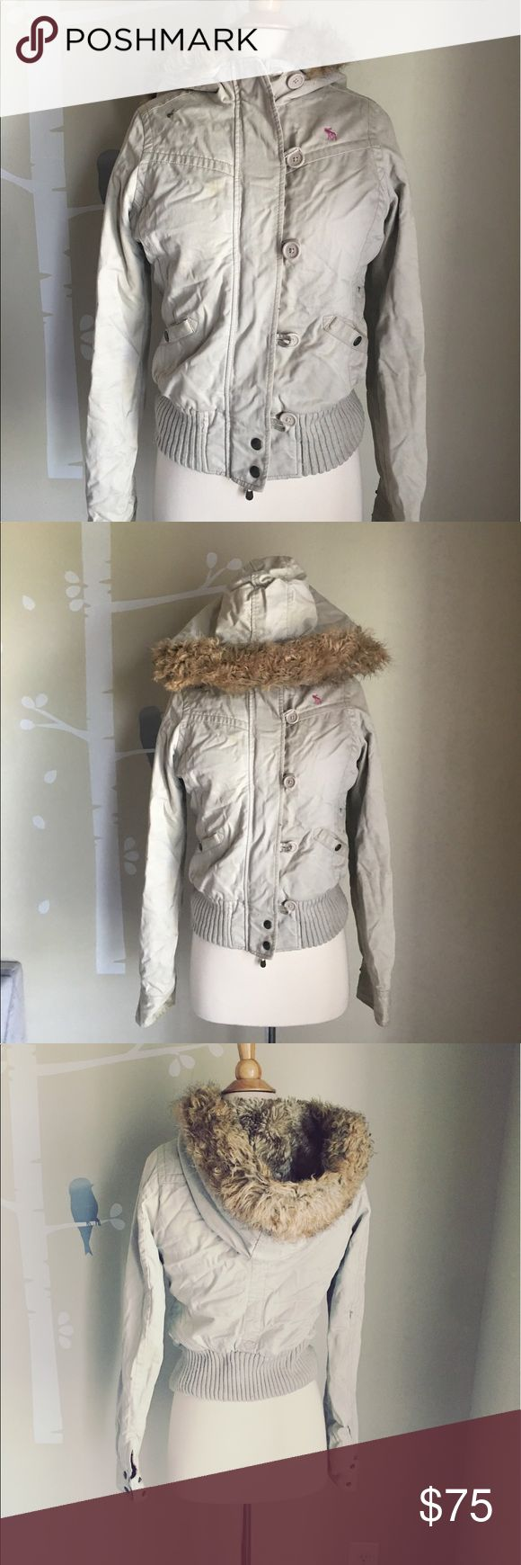 Abercrombie Kids winter jacket Excellent used condition Abercrombie & Fitch Jackets & Coats