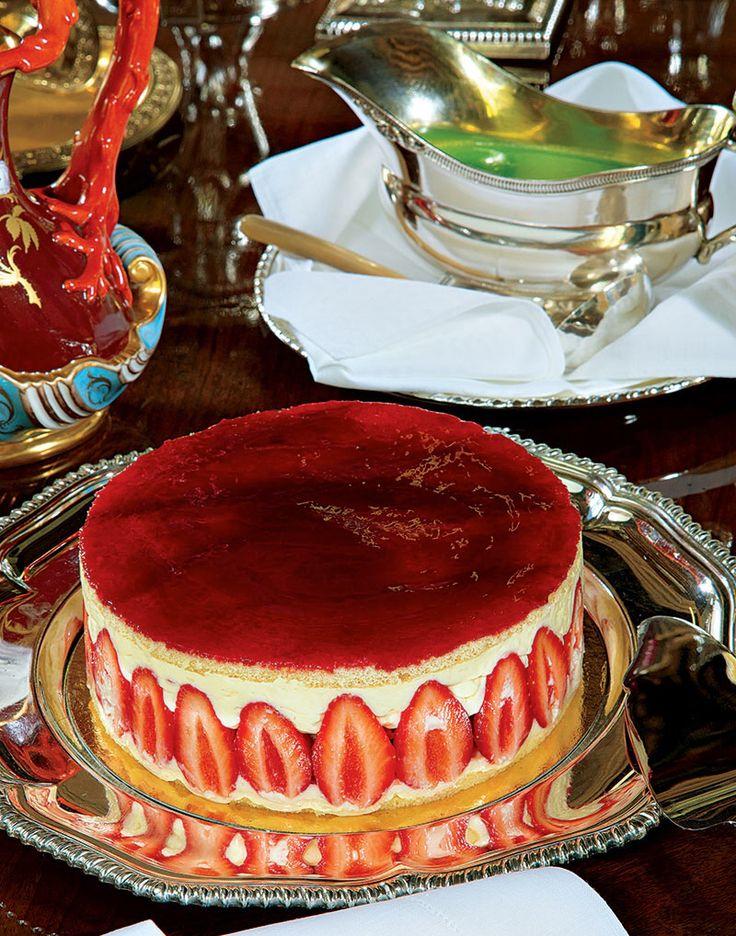 Apple short cake from Valentino