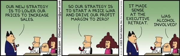 About strategy, in a business meeting... #business #humor #entrepreneur #website #webdesign