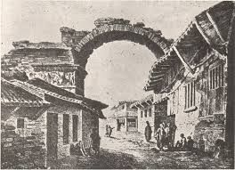 Resultado de imagem para galerius arch thessaloniki facade