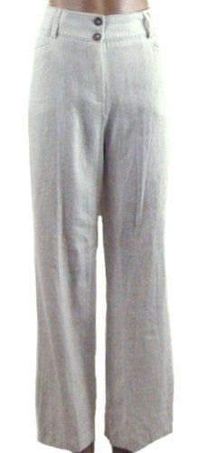 New Ladies White Linen Summer Trousers Pants Womens Size (10 UK) Ex-Chain http://www.amazon.co.uk/dp/B00DKA5E6C/ref=cm_sw_r_pi_dp_oYUGvb17XED7J