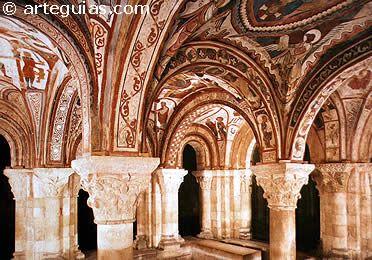 Panteón de los Reyes, Basílica de San Isidoro de León, España