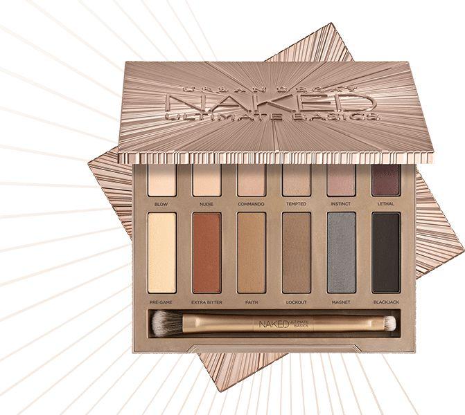 Palette Naked Ultimate Basics au prix de 52€, oui oui, c'est la petite dernière elle est en vente chez Sephora