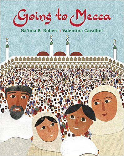 With Hajj starting in the next few days, this is a wonderful book to share with children (and adults) of all ages. The simple text flows, although it doesn't rhyme, and is action oriented as the re...