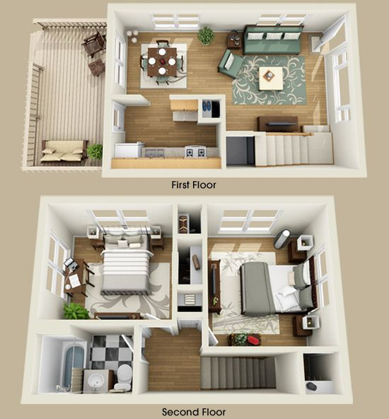 Floor Plans And Floors