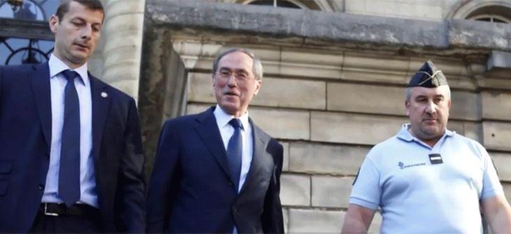 Claude Guéant condamné en appel à 2 ans de prison, dont un ferme