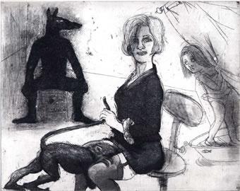 Marcelle Hanselaar, 'La Petite Mort 4'