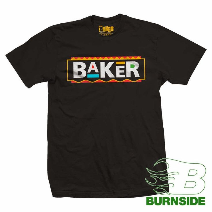 BAKER T-Shirt OH MY GOODNESS black brought2U-find your favourite products