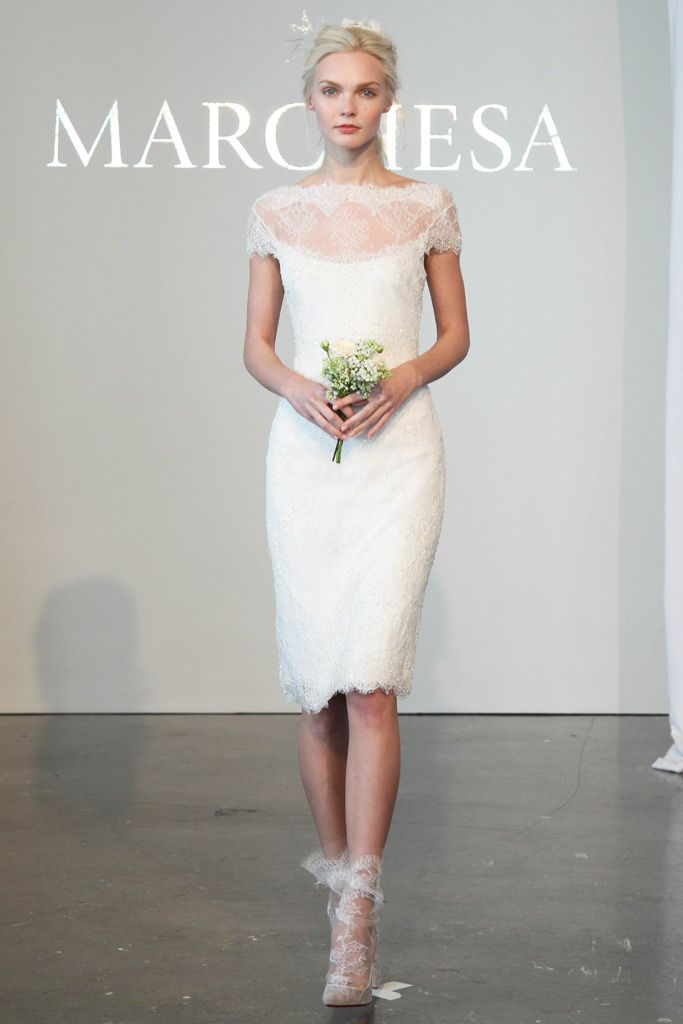 New York Bridal Week 2015 - Marchesa Bridal
