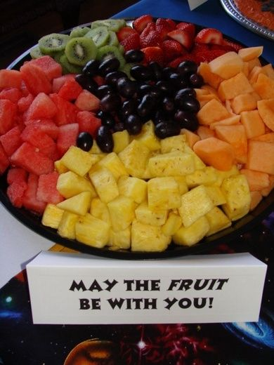 May the Fruit be with you!