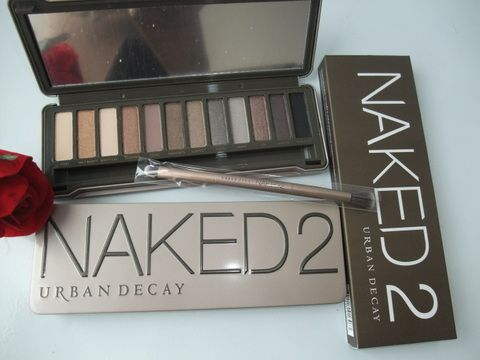 $16.7 Naked Eyeshadow 2 12 Color.LOVE Urban Decay