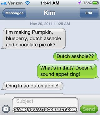 Best Damn You Autocorrect Images On Pinterest Funny Texts - The 25 funniest text autocorrects you will see today