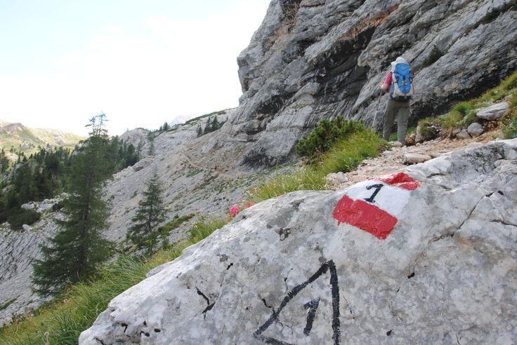8 Tage Dolomiten pur heißt es im Sommer 2013. Bei strahlendem Sonnenschein entfleuchen wir mit unseren sieben Sachen im Gepäck der hektischen Zivilisation und tauchen ein in eine faszinierende Welt aus steilem Fels und sanften, grünen Wiesen.    Die Tour ist von langer Hand geplant. Die Hütten h