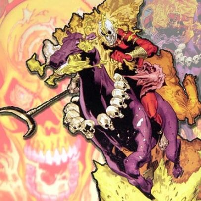 Ghost Rider (Nima) - Marvel Universe Wiki: The definitive online source for Marvel super hero bios.
