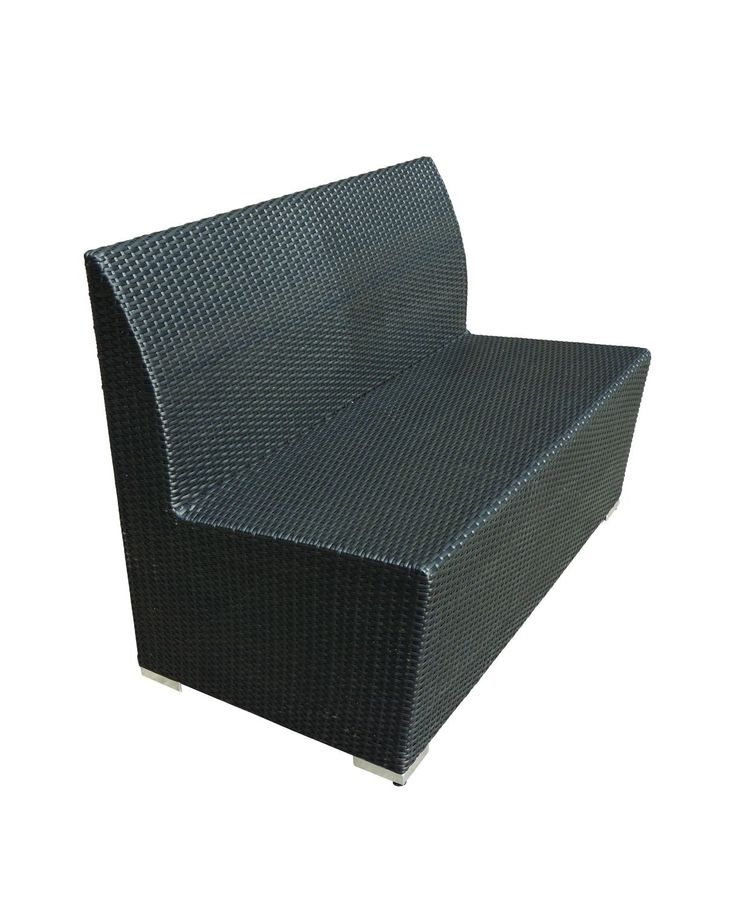 G&A Seating 850 ES Amalfi Outdoor Bench