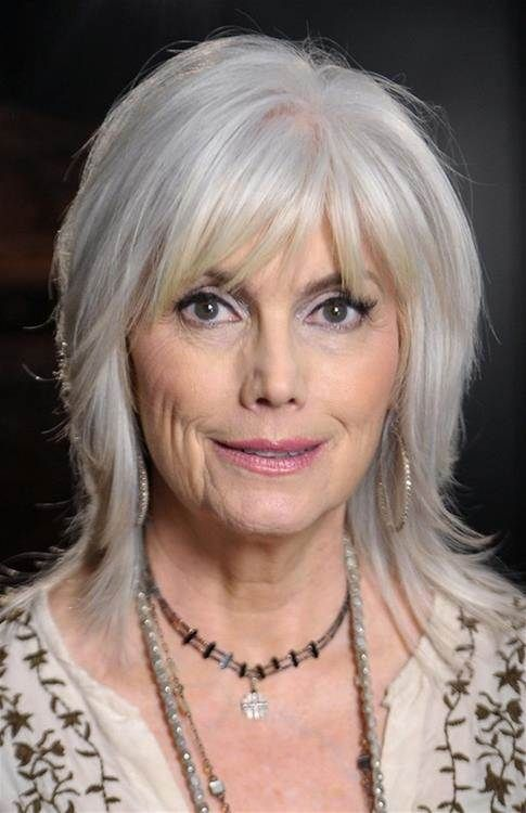 Short Hair Styles for Women Over 50 Gray Hair - Bing ...