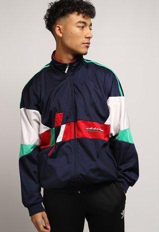 Vintage+Adidas+Track+Jacket